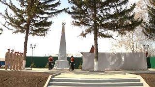 Михаил Бабич принял участие в открытии мемориала в Татарстане