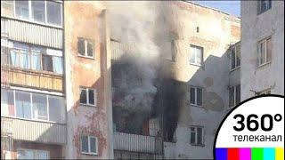 В Екатеринбурге произошел взрыв газа в многоэтажном доме