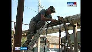 Подготовка к отопительному сезону в Адыгее в самом разгаре