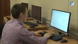 Студент колледжа НовГУ стал победителем Всероссийской олимпиады по вэб-программированию