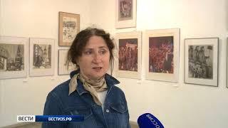 Семь техник печатной графики представили в Череповце