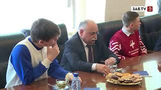 Ольга Васильева встретилась со студентами