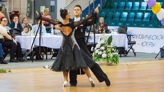 В Ханты-Мансийске танцевальные пары поборолись за Кубок губернатора Югры