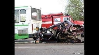 CAR CRASH COMPILATION 24 ││ Russian Crashen