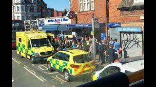 Man fighting for life after attack at West Hampstead Tube station