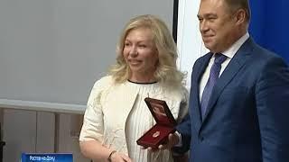 Лучших представителей торговли Дона наградили в правительстве Ростовской области