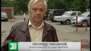 Полиция ищет грабителей, которые сняли ворота в одном из челябинских дворов