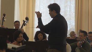 UTV. Музыканты симфонического оркестра покажут уфимцам 'Музыку красок'