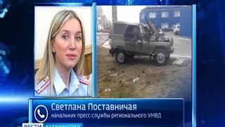 В аварии под Багратионовском погиб 46-летний мужчина
