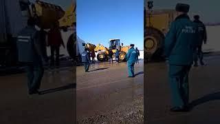 Пожарные ПАСС ликвидировали последствия ДТП в Петровском районе