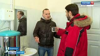 Барнаульский водоканал: пить воду, которая сейчас бежит из-под крана, – безопасно