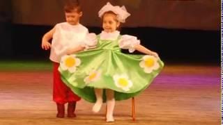 «Вдохновение 2018» городской конкурс среди дошколят
