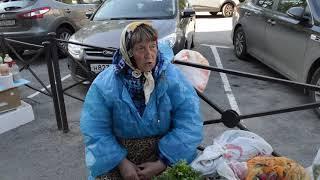 """Уличные торговки: """"С насиженных мест не уйдем!"""""""