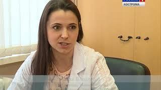 Какие первостепенные задачи стоят в Костромской области в сфере здравоохранения ?