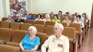 Волгоградские ветераны отправились с благотворительным концертом в Татарстан