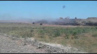 Под Волгоградом продолжают свозить отходы на горящий полигон «Комус»