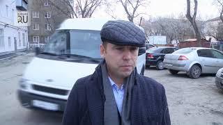 Глава региона Вадим Шумков проконтролировал результаты уборки улиц и дворов в Кургане