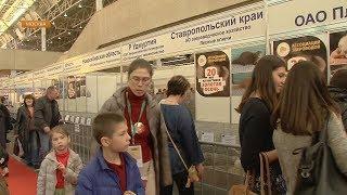 Гости аграрной выставки «Золотая осень» запасаются ставропольскими продуктами