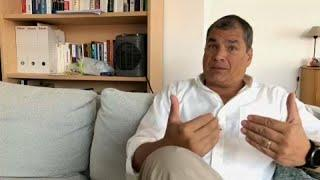 Экс-президент Эквадора Корреа отмёл обвинения
