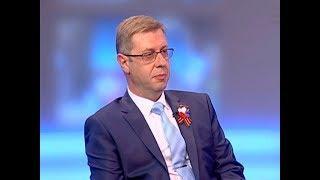 Глава Абинского района Петр Мироненко: турист может отдыхать в районе круглый год