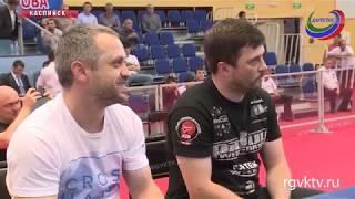 В Каспийске завершился 20-й Международный турнир по боксу памяти Магомед-Салама Умаханова