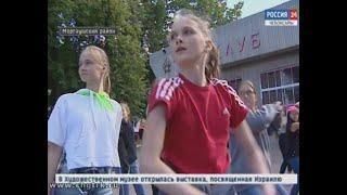 Лето в ритме танца: популярные артисты приехали в Чувашию и провели мастер-классы в детском лагере