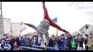 10 бесплатных спортивных площадок откроют в Дагестане