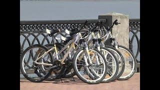 В Самаре прошел велопробег в преддверии Дня памяти жертв СПИДа