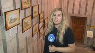 Открылась выставка «Храмы Саратова»