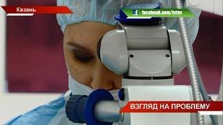 Каждому второму татарстанцу, который пришёл к офтальмологу, ставят диагноз – синдром сухого глаза