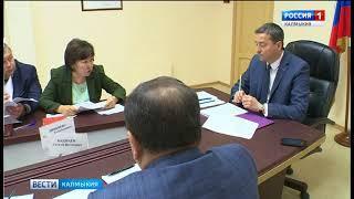 В правительстве обсудили проблемы водоснабжения