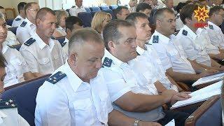 Состоялось расширенное заседание коллегии Прокуратуры Чувашии.