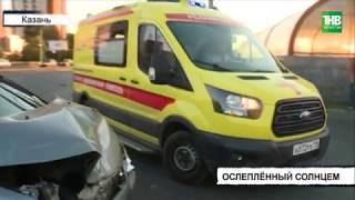 Два человека пострадали в результате крупной аварии - ТНВ