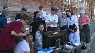 В Уфе начались натурные съёмки новой картины Булата Юсупова «Первая республика»