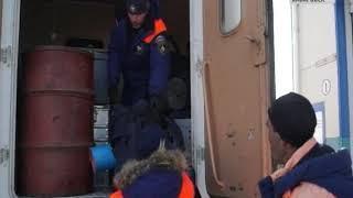 Хабаровские спасатели ищут рыбака в районе им. Лазо