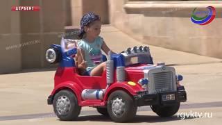 В Дербенте провели благотворительный праздник для детей