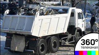 Обломки разбившегося Ан-148 доставили в Жуковский