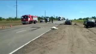 6 человек пострадали в ДТП