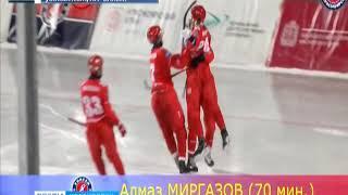 Хоккеисты «Енисея» разгромили московское «Динамо»