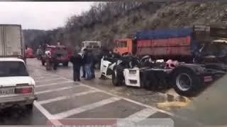 ДТП под Новороссийском, 4 марта