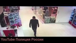 Полиция России- человек с микросхемами/Russian police - a man with chips