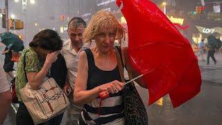 Жаркая осень: планета борется со стихийными бедствиями…