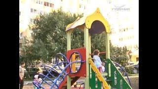 Детскую площадку, стоимостью более 3 млн рублей, открыли в Тольятти