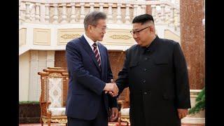 Пхеньян встречает Мун Джэ Ина