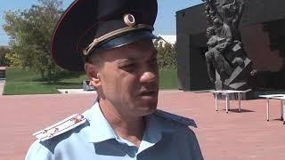 Крымские полицейские присягнули на верность Родине