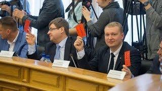 Гордума утвердила Александра Высокинского на пост главы Екатеринбурга