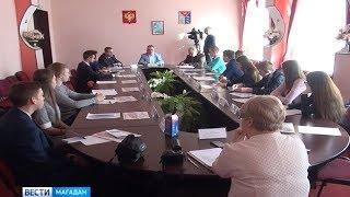 Заседание детского общественного совета против экстремизма и терроризма