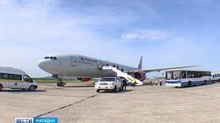 Вылететь из Магадана сейчас нельзя ни за какие деньги
