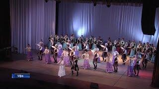 Ансамбль песни и танца «Мирас» завершил сезон большим концертом