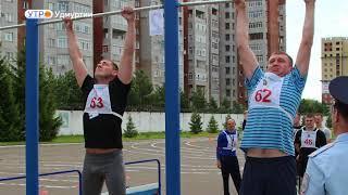Сотрудник уголовного розыска Удмуртии стал призером Всероссийского конкурса профмастерства